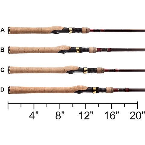 Bass Pro Shops Bionic Blade XPS Spinning Rods