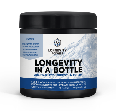Longevity in a Bottle