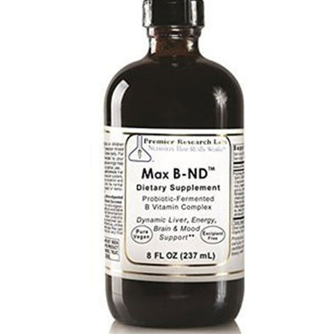 MAX Stress B, Max B-ND Live Source B Vitamins