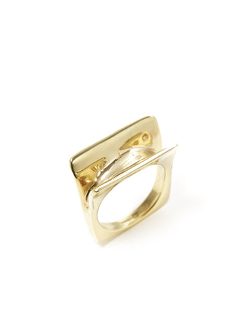 Swooped Square Ring