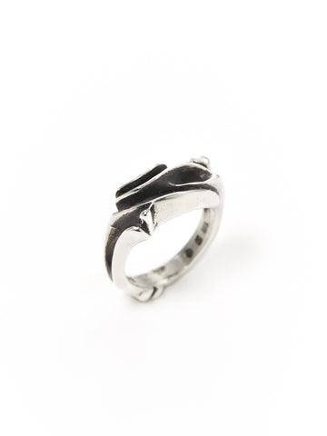 Organic Forged Ring