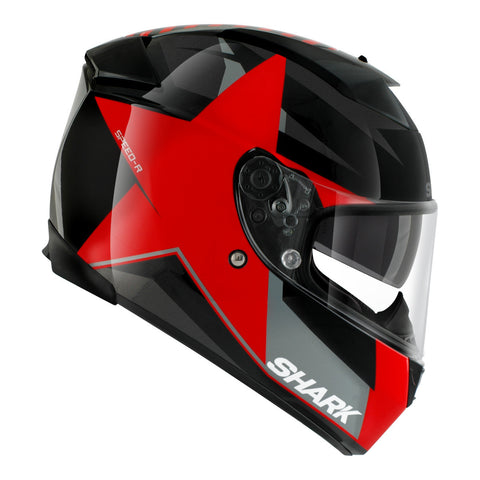 SHARK Helmets SPEED-R SERIES 2 Texas Black / Red