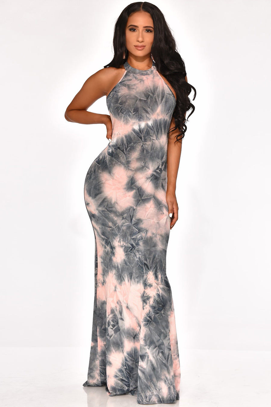 KISSES DON'T LIE MAXI DRESS