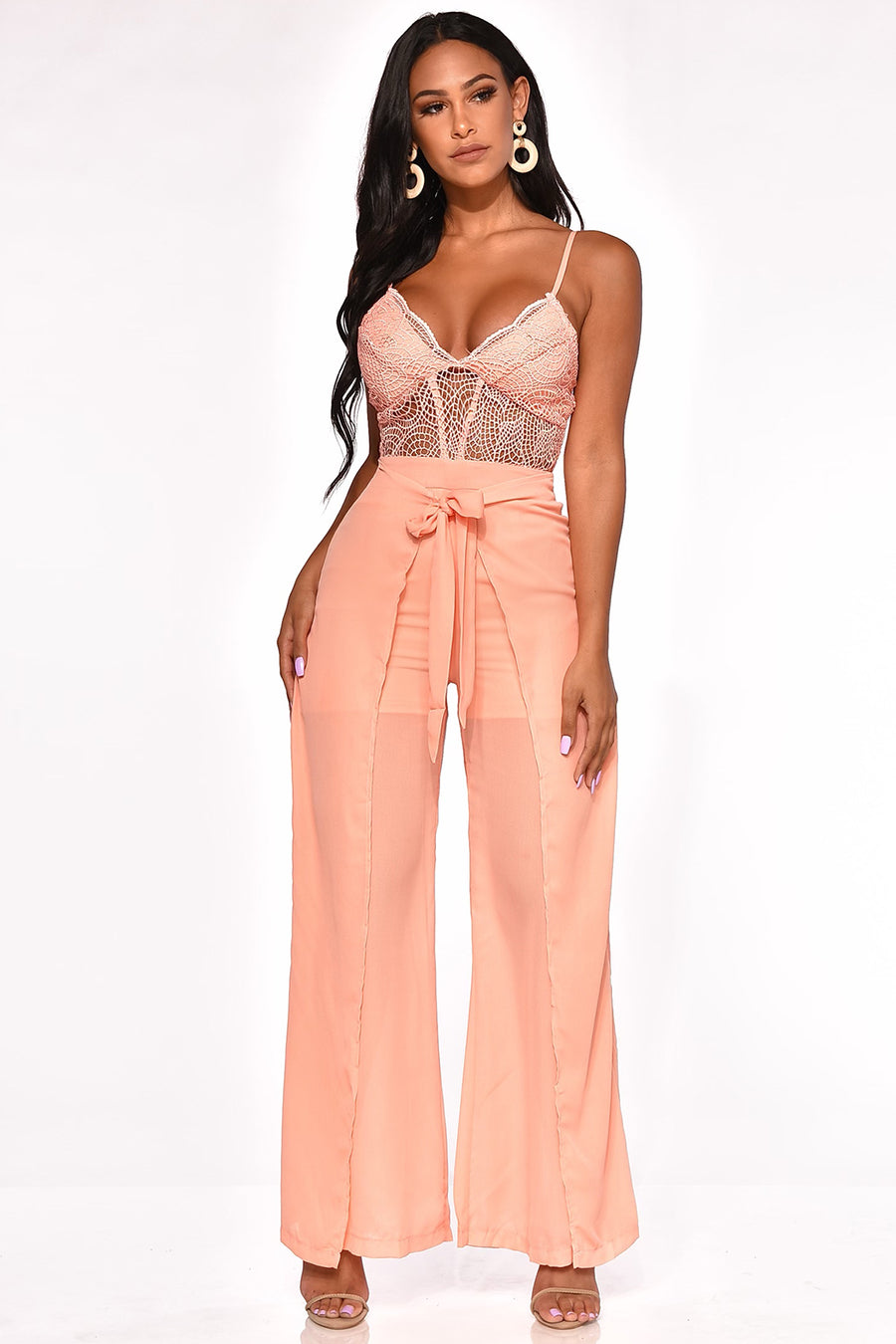 CANDY LAND JUMPSUIT
