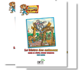 Le bistro des animaux - Student Workbooks (minimum of 20)