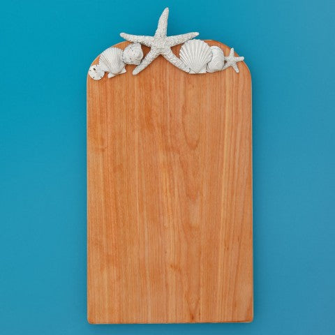 LARGE SHELL CUTTING BOARD