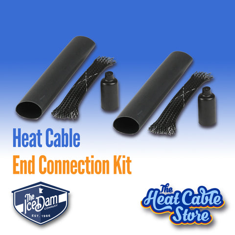 Heat Cable End-Seal Kit 2-Pack
