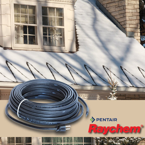 Raychem FrostGuard Self-Regulating Heating Cable