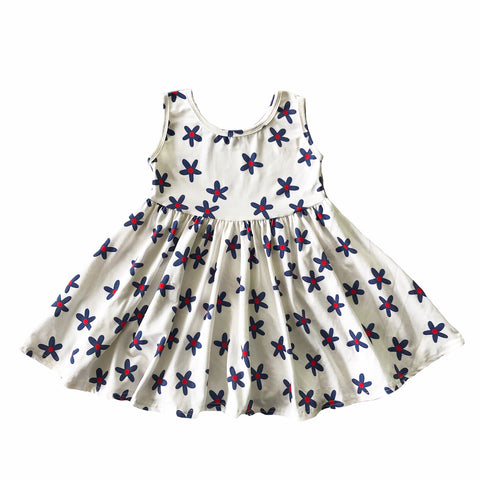 Hattie Daisy Tank Twirly Dress