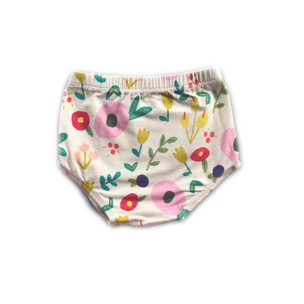 Light Midsummer Floral Bloomers