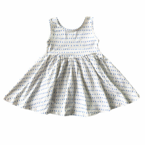 Malibu Dash Tank Twirly Dress