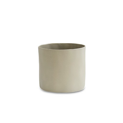 Marmoset Found Cloud Vase Dove Grey - L