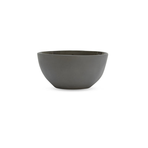 Marmoset Found Cloud Bowl Charcoal - S