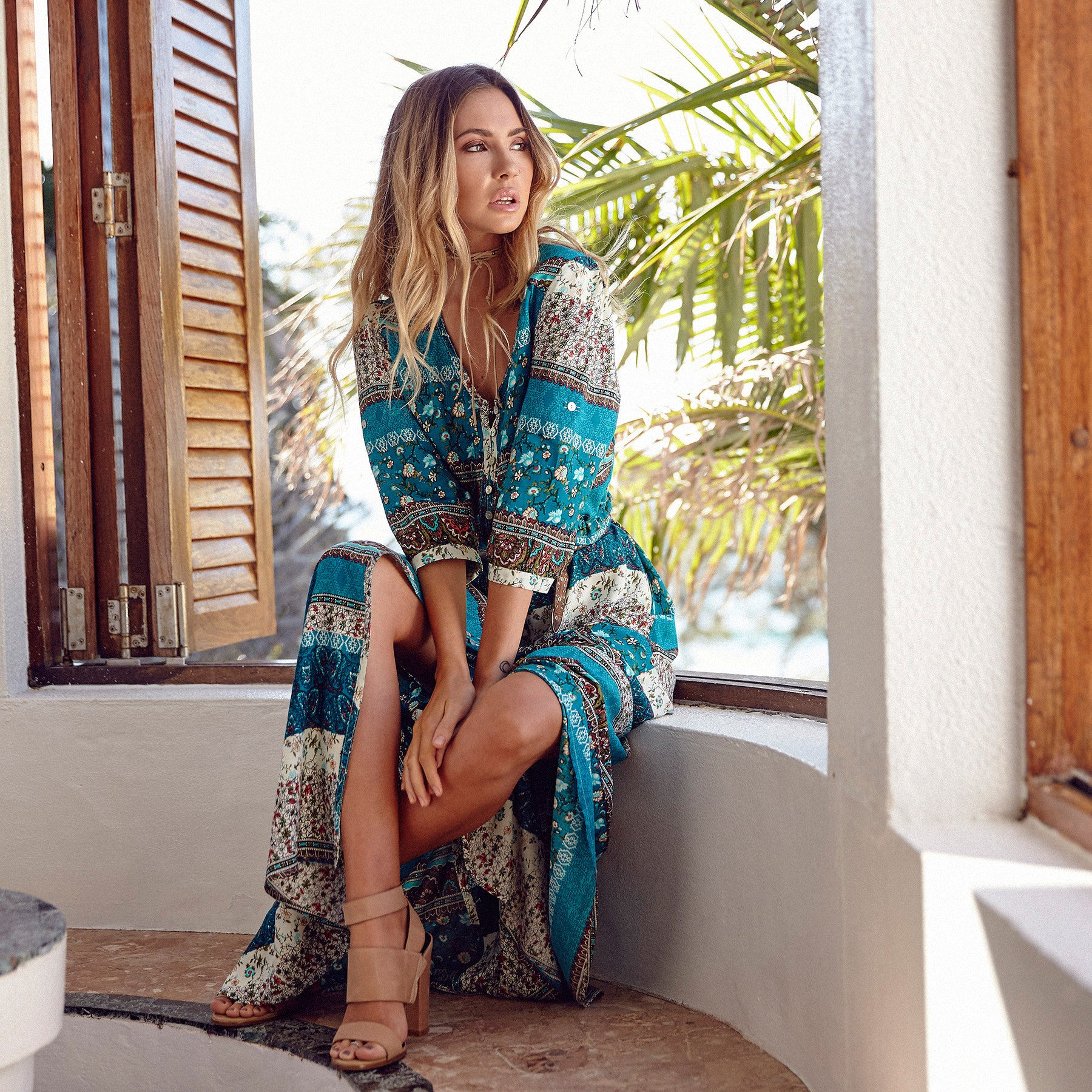Oracle Maxi Dress | St Tropez