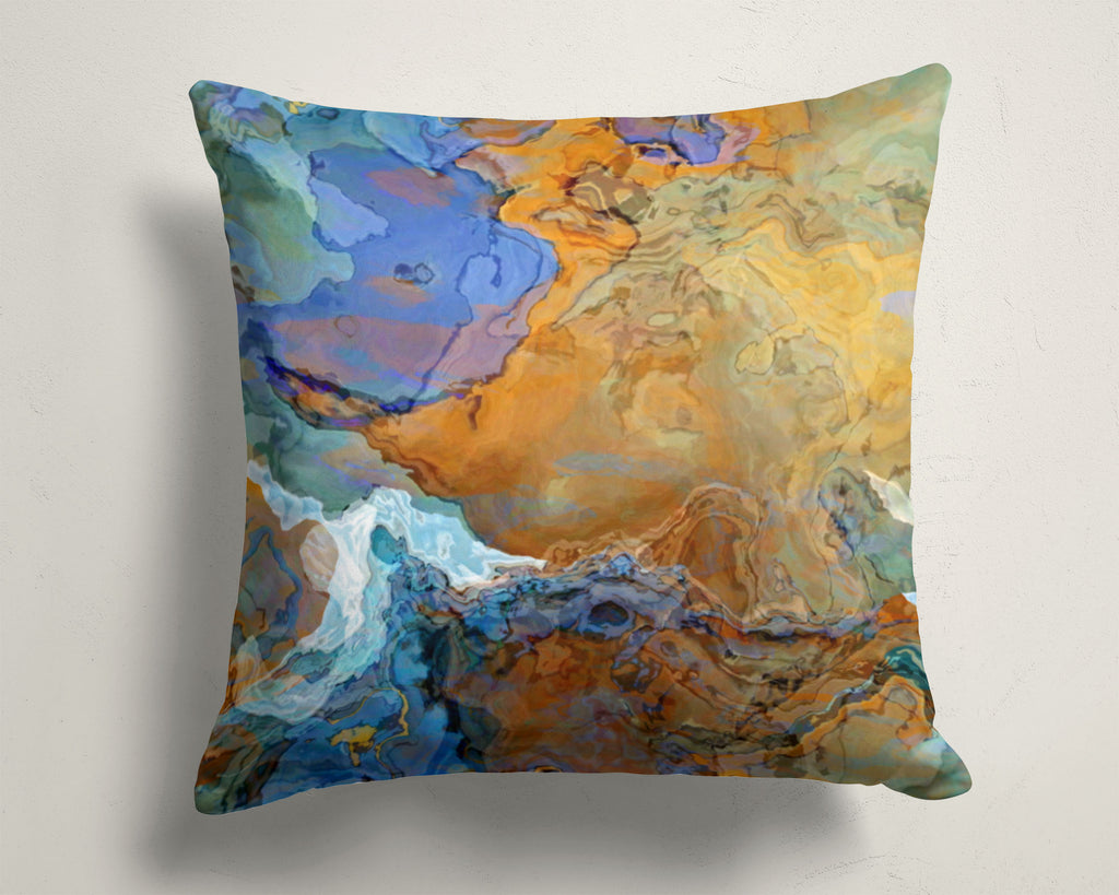 Abstract Art Pillow Cover