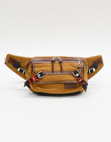 Master-Piece Potential Sling Bag in Camel
