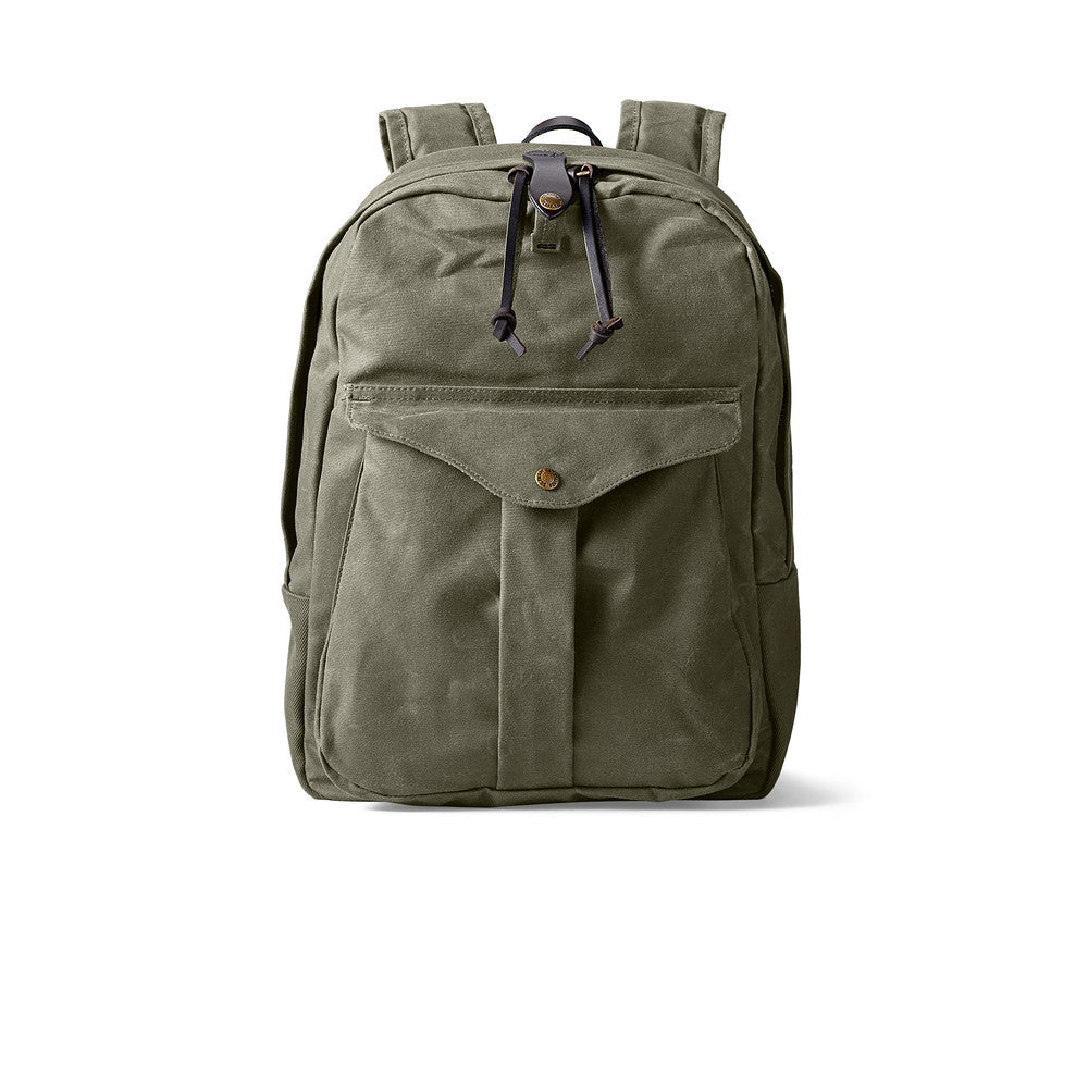 Filson Journeyman Backpack in Otter Green