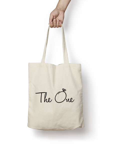The One - Cotton Tote Bag - Promofix Gifts