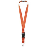 PACK OF 25 Lanyard with Metal Clip & Safety Break - Promofix Gifts   - 4
