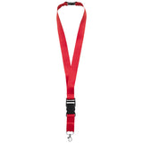 PACK OF 25 Lanyard with Metal Clip & Safety Break - Promofix Gifts   - 5