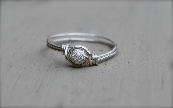 Stardust Ring - Designed By Lei