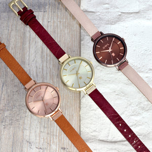 New Ladies watch collection of AW16