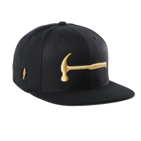Hammer Hat Black
