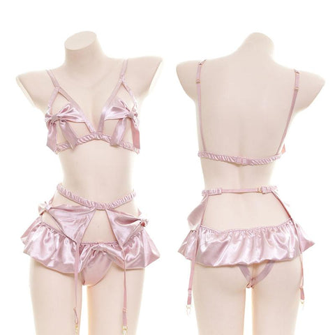 Bow Lingerie SD00005 - SYNDROME - Cute Kawaii Harajuku Street Fashion Store