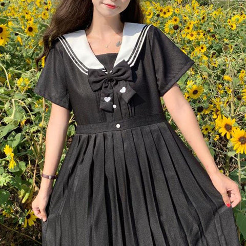 Love Sailor Dress SD01223