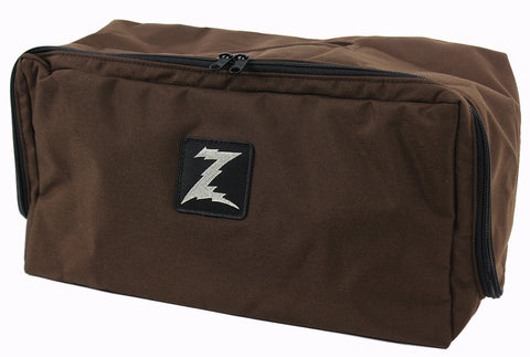 Studio Slips Clamshell Padded Cover - Dr. Z Large Head - Brown