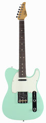 Suhr Classic T Select Guitar - Swamp Ash, Surf Green, Rosewood