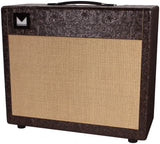 Morgan AC20 Deluxe 1x12 Combo - Custom Brown Western