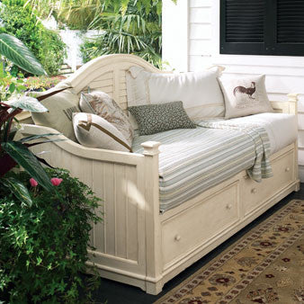 Universal Furniture Paula Deen Home Day Bed Side Panels