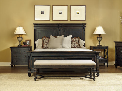 1510 Group King Panel Bed