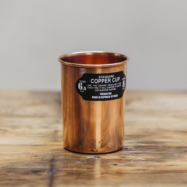 Puebco Standard Copper Cup Straight