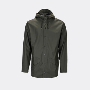 Rains Jacket Green / XS/S