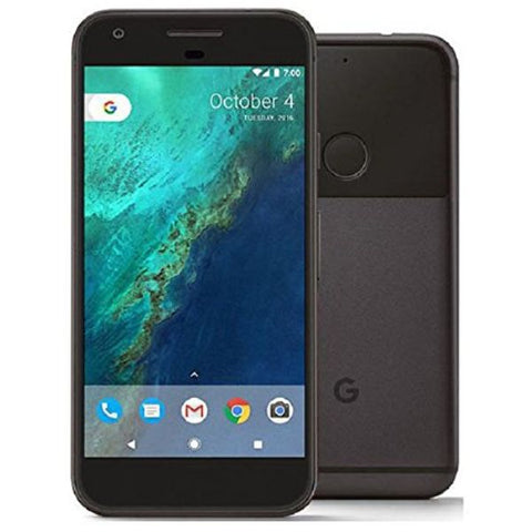 Daily Steals-Google Pixel 32GB - Quite Black (Verizon + GSM Unlocked; AT&T / T-Mobile) Smartphone-Cellphones-