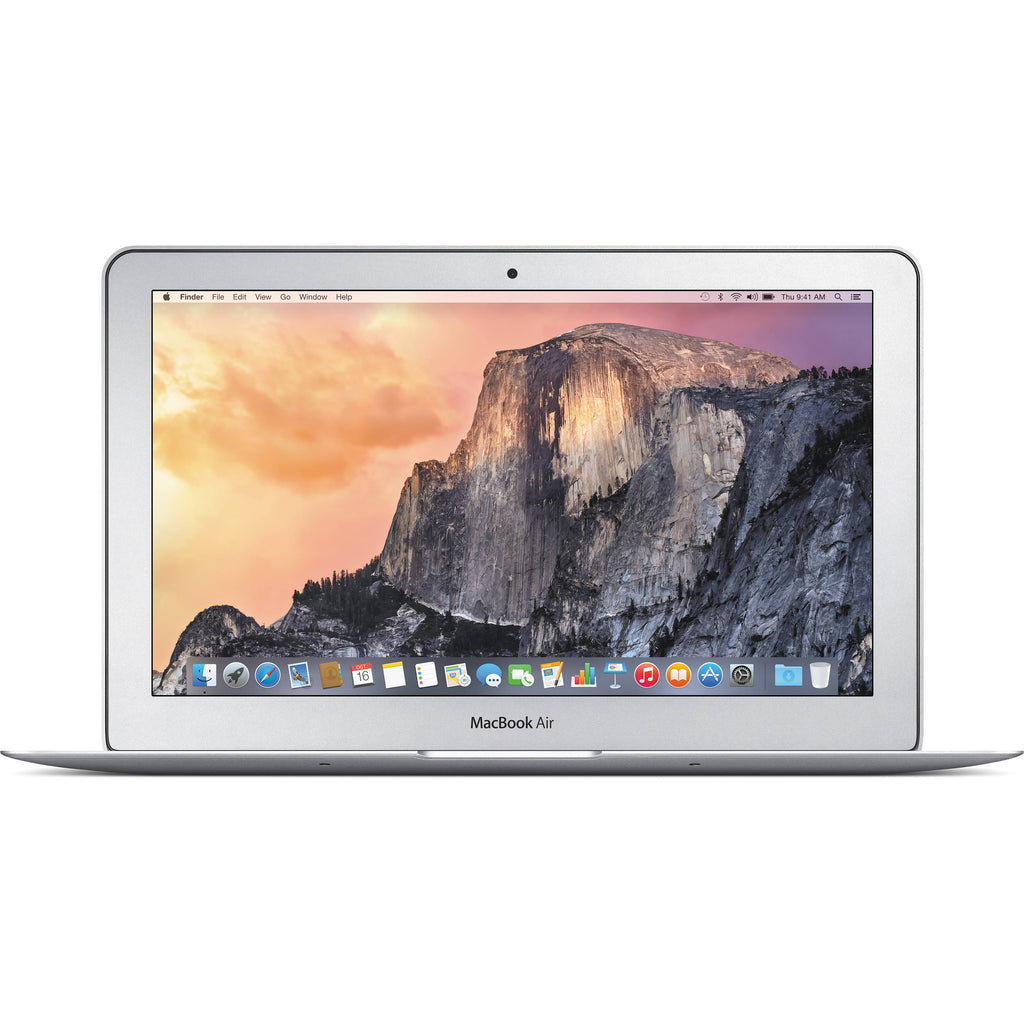 update alt-text with template Daily Steals-Apple MacBook Air - MC968LL/A - 11.6-Inch, Core i5, 1.6 GHz, 64GB SSD-Laptops-