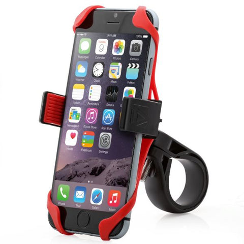 update alt-text with template Daily Steals-Aduro U-Grip Plus Universal Bike Mount - Fits Most Smartphones-Fitness and Wellness-1-Pack-