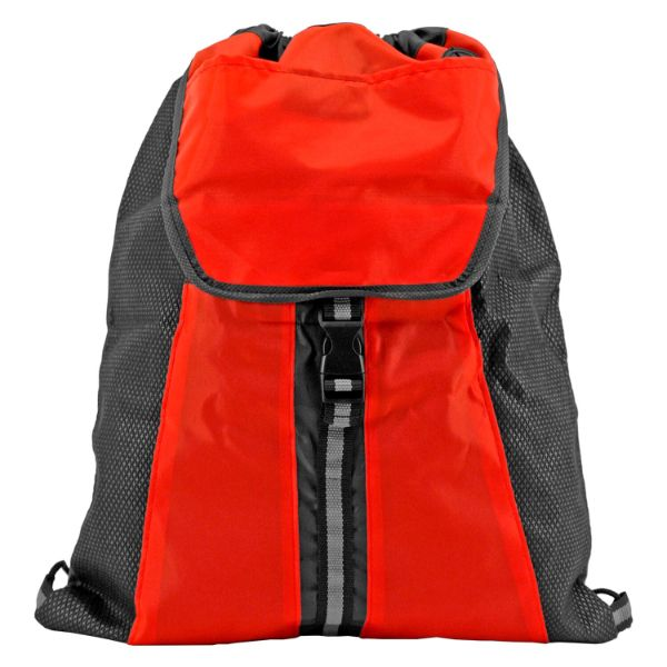 update alt-text with template Daily Steals-Sport Drawstring Knapsack Backpack - 2 Pack-Outdoors and Tactical-