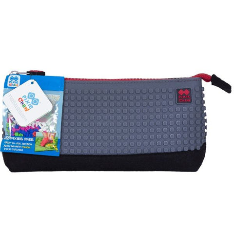 Daily Steals-Pixie Crew Pencil Case - Various Styles-Home and Office Essentials-Black/Grey-