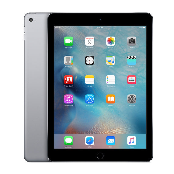 Daily Steals-Apple iPad Air 64GB with Retina Display, WiFi, and Optional 4G Unlocked-Tablets-Space Gray-WiFi-