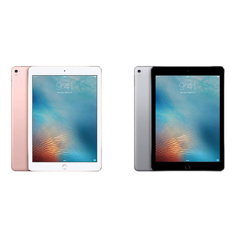 "update alt-text with template Daily Steals-Apple iPad Pro 9.7"" with Wi-Fi-Tablets-Rose Gold-32GB-"