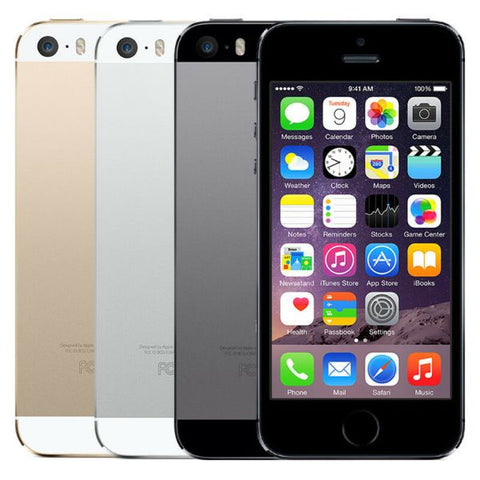 Daily Steals-iPhone 5S 16GB Factory Unlocked Smartphone-Cellphones-Space Grey-