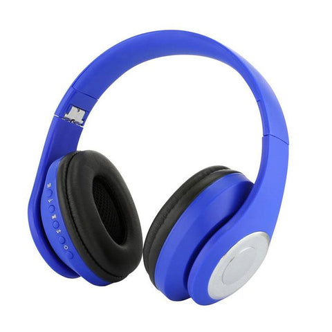 update alt-text with template Daily Steals-Elite Audio FM Radio Wireless Headphones-Headphones-Blue-