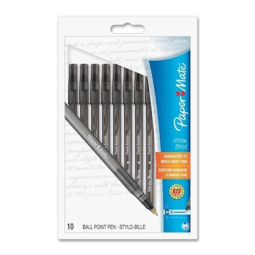 update alt-text with template Daily Steals-[60-Pack] Paper Mate Write Bros Ballpoint Pens, Medium Point-Home and Office Essentials-