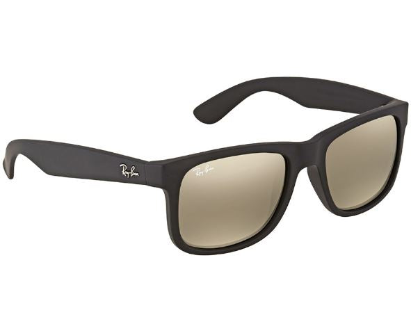 Daily Steals-Ray-Ban Justin Color Mix Gold Mirror Rectangular Sunglasses-Sunglasses-