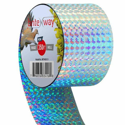 update alt-text with template Daily Steals-Reflective Bird Repelling Tape-Outdoors and Tactical-