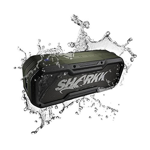 update alt-text with template Daily Steals-Sharkk Commando Wireless Bluetooth Speaker IP65 Waterproof 24 Hour Battery-Speakers-