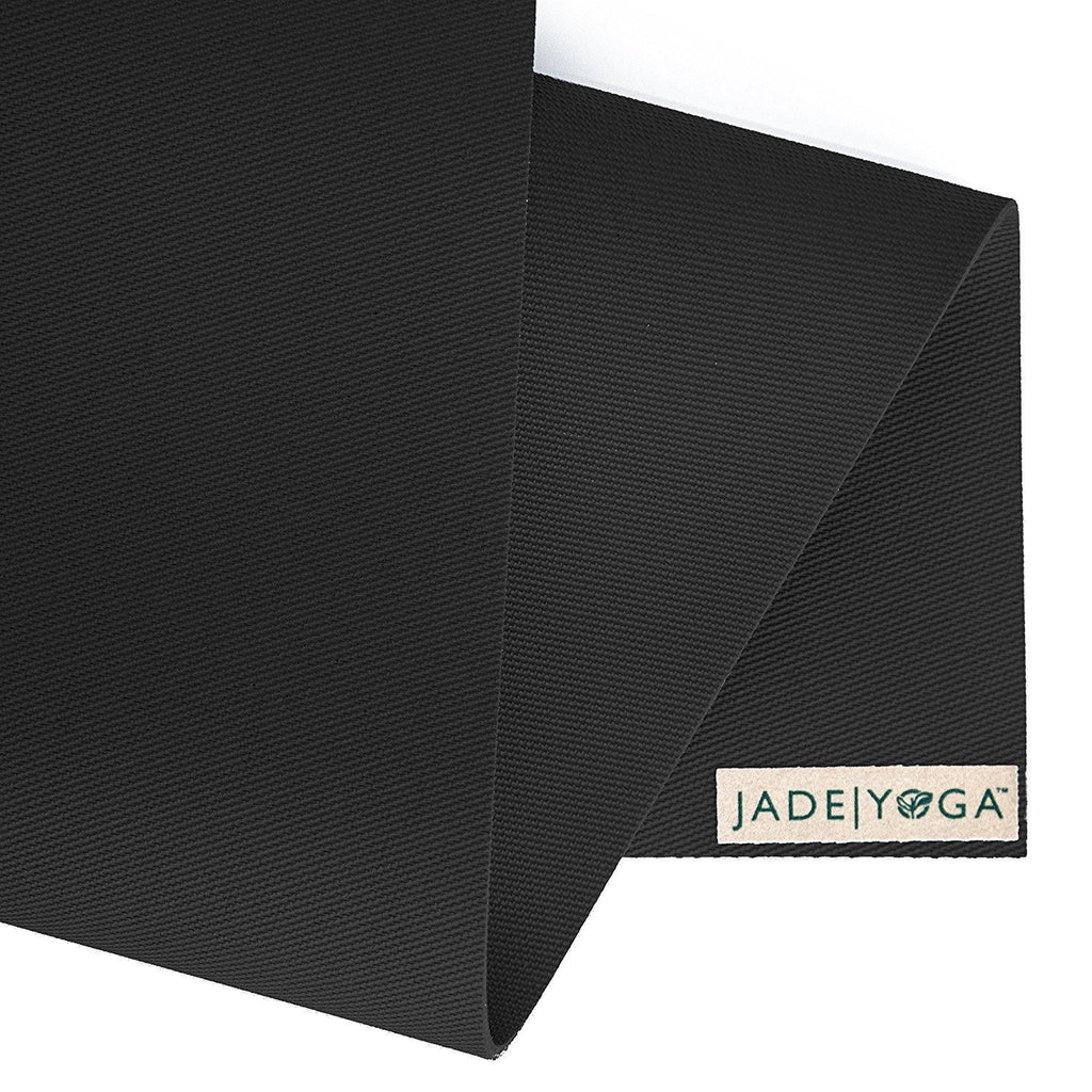 update alt-text with template Daily Steals-Jade Harmony Professional Yoga Mat - 68 Inches - Various Colors-Fitness and Wellness-Black-